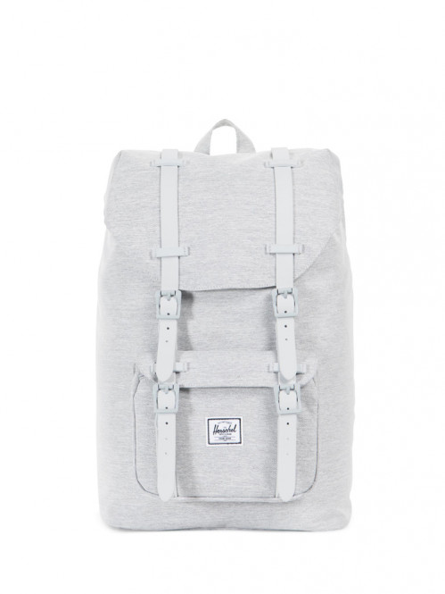 Little america mid backpack lt grey