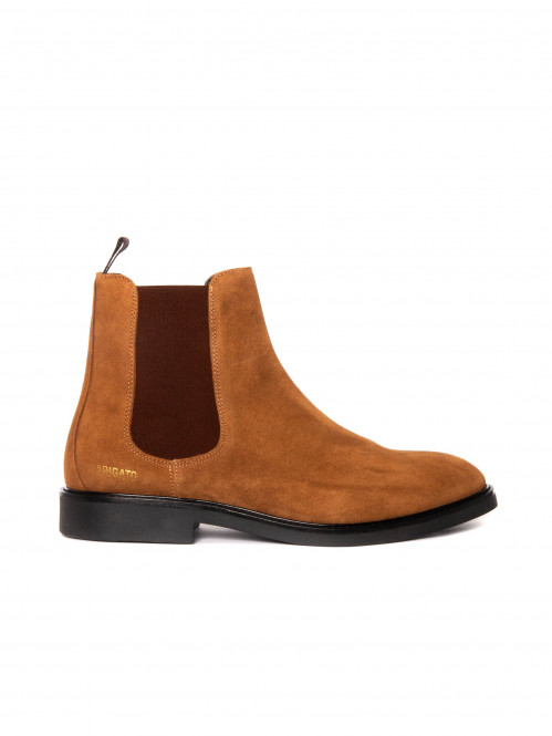 Chelsea boots tobacco
