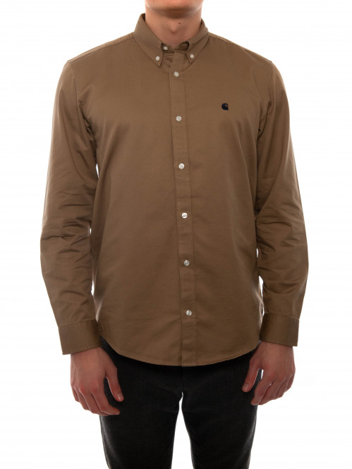 Madison shirt leather