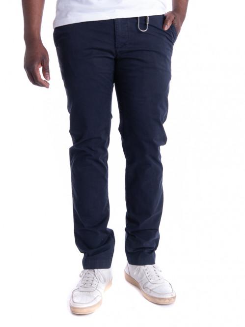 Clifton slim trousers dk night