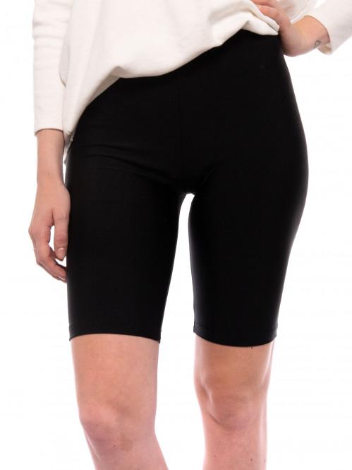 Melo cycling shorts shiny black