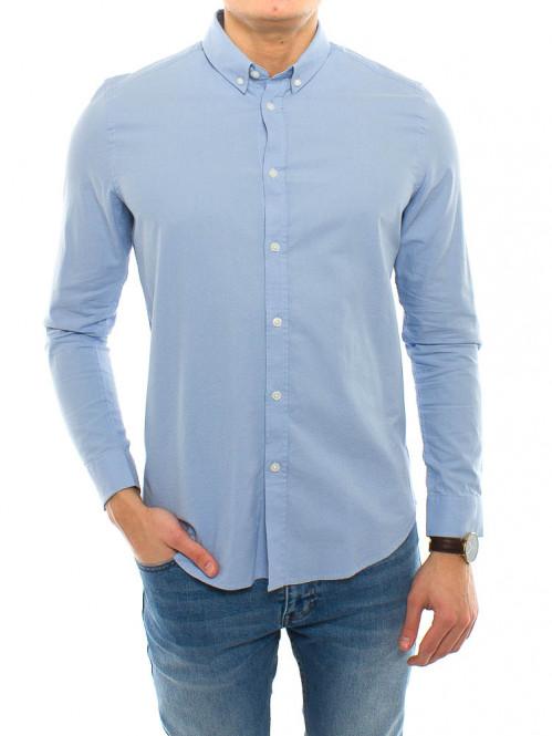 Liam shirt bel air blue