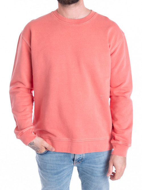 Vintage sweater grapefruit