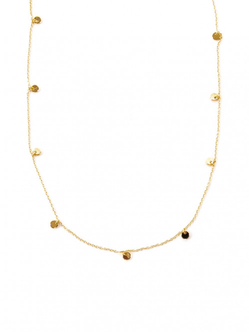Bali necklace gold