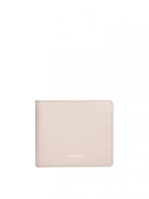 Manfred wallet beige