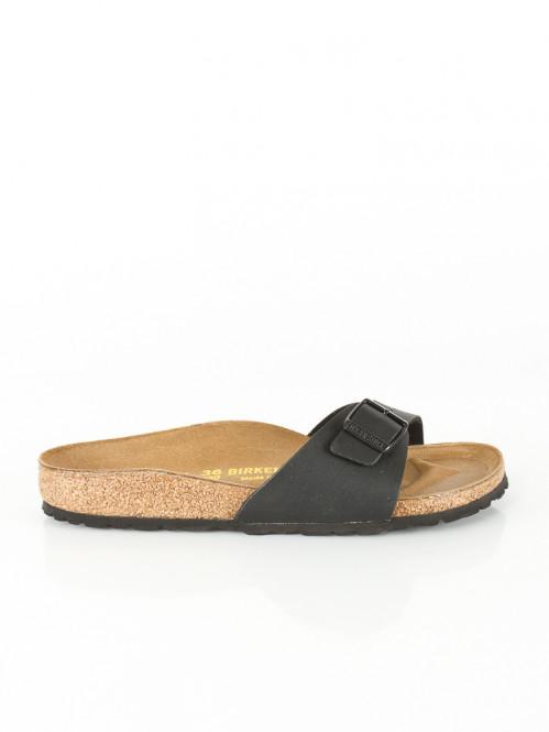 Madrid sandale black