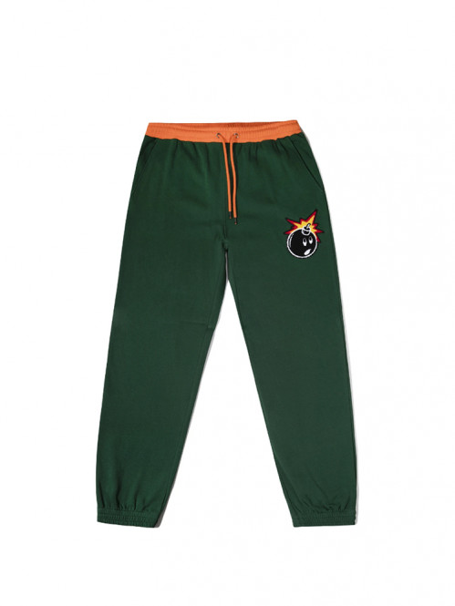 Odyssey sweatpants forest