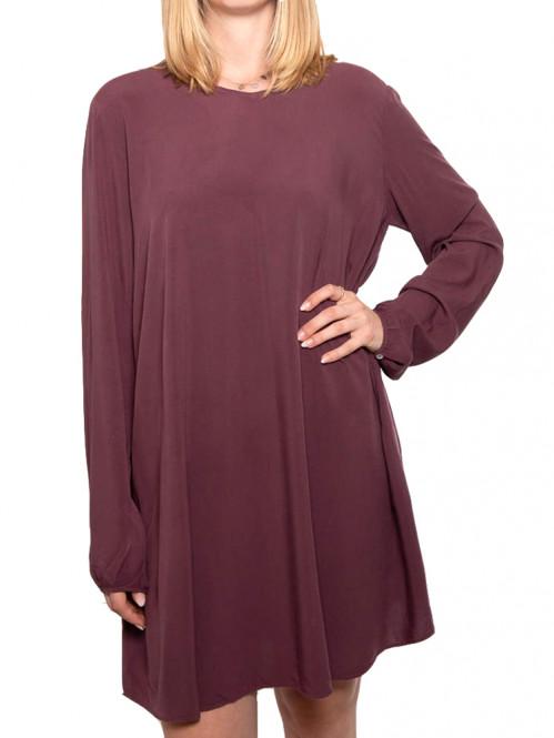Amy dress purple