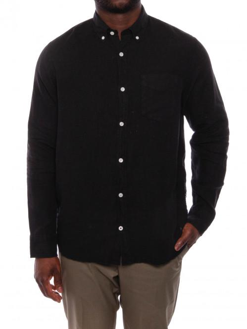 Levon shirt bd 5706 black