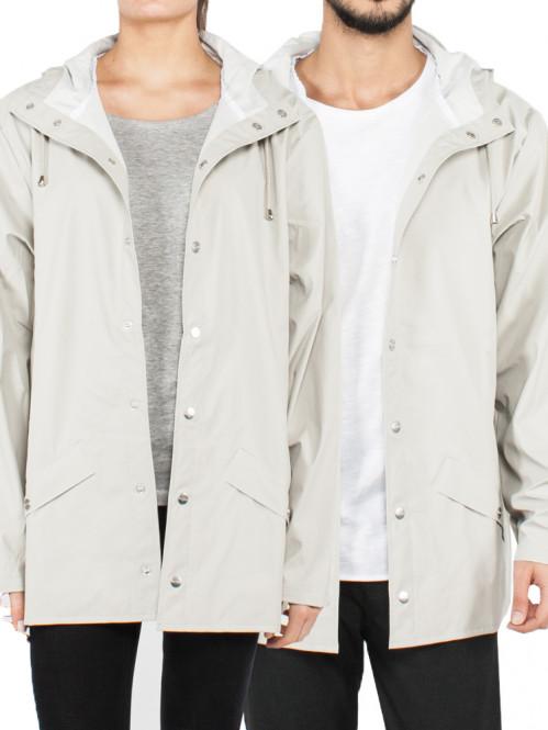 Rain jacket moon