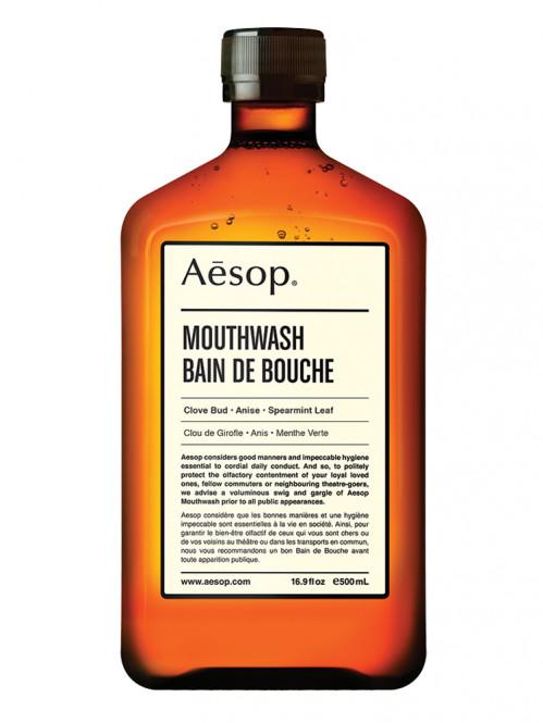 Mouthwash bain de bouche