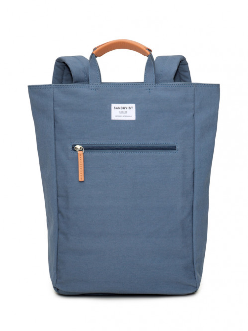 Tony backpack dusty blue