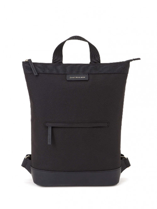 Umeo backpack all black