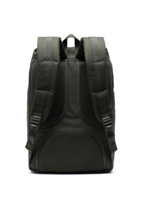 Little america backpack dk olive 2 - invisable