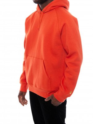 Hooded chase sweater brick 2 - invisable