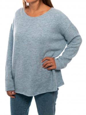 Mille pullover lt blue 2 - invisable