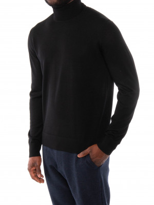 Flemming pullover turtle black 2 - invisable
