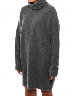 Lilo pullover dk grey 2 - invisable