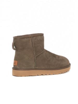 Classic mini boots eucalyptus 2 - invisable