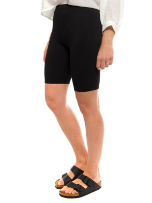 Melo shorts black 2 - invisable