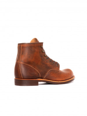 Blacksmith boots copper rough 2 - invisable