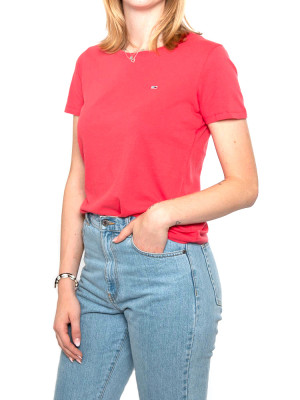 Soft jersey t-shirt pink 2 - invisable