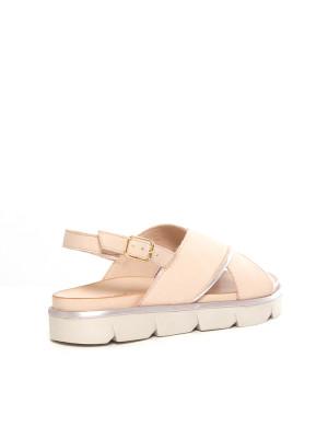 Cross plateau sandal blush 2 - invisable