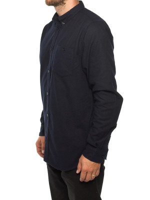 Anton shirt dark navy 2 - invisable