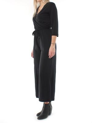 Black jumpsuit black 2 - invisable