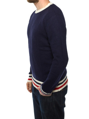 French pullover dk navy 2 - invisable