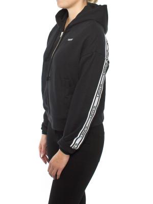 Weekend jacket black 2 - invisable