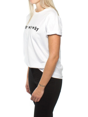 Why t-shirt white 2 - invisable