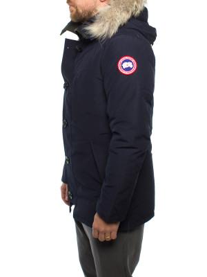 Chateau jacket fusion fit blue 2 - invisable