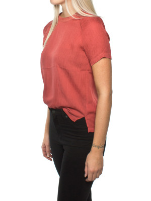 Carin blouse mineral red 2 - invisable
