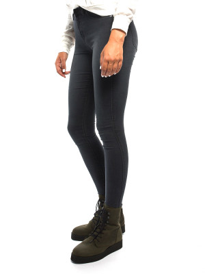 Mid skin jeans element grey 2 - invisable