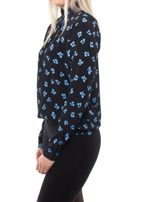 Alcina shirt flower 2 - invisable
