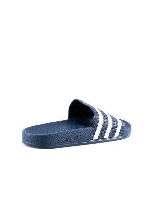 Adilette sandals adiblue/wht 2 - invisable