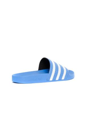 Adilette sandals real blue 2 - invisable