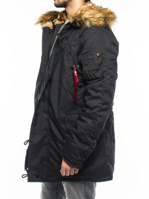 Explorer jacket black 2 - invisable