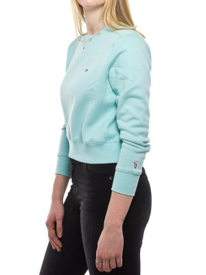 Side seam sweater blue 2 - invisable