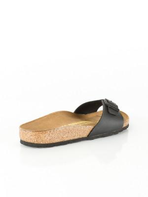Madrid sandale black 2 - invisable