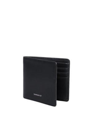 Manfred wallet black 2 - invisable