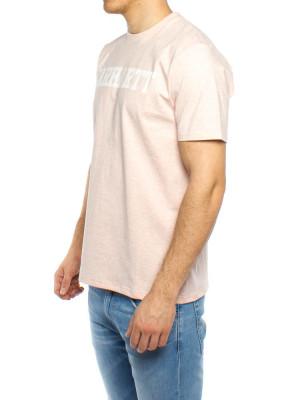 College t-shirt rose 2 - invisable