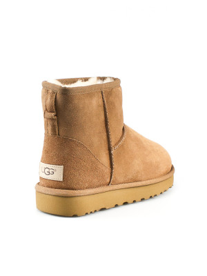 Classic mini boots chestnut 2 - invisable