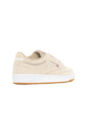 Club C 85 sneaker lt sand white 2 - invisable