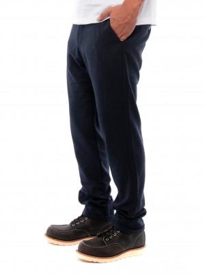 Como wool pants dk navy 2 - invisable