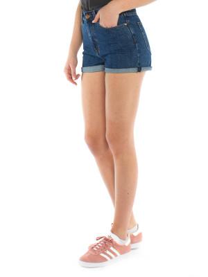 Jenn denim shorts mid retro 2 - invisable