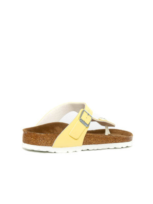Gizeh sandals vegan brushed vanilla 2 - invisable