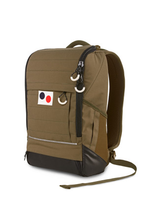 Cubik small backpack green 2 - invisable