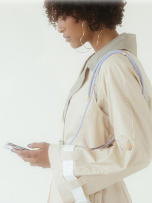 iPhone necklace 7p/8p vibrant pastell 2 - invisable